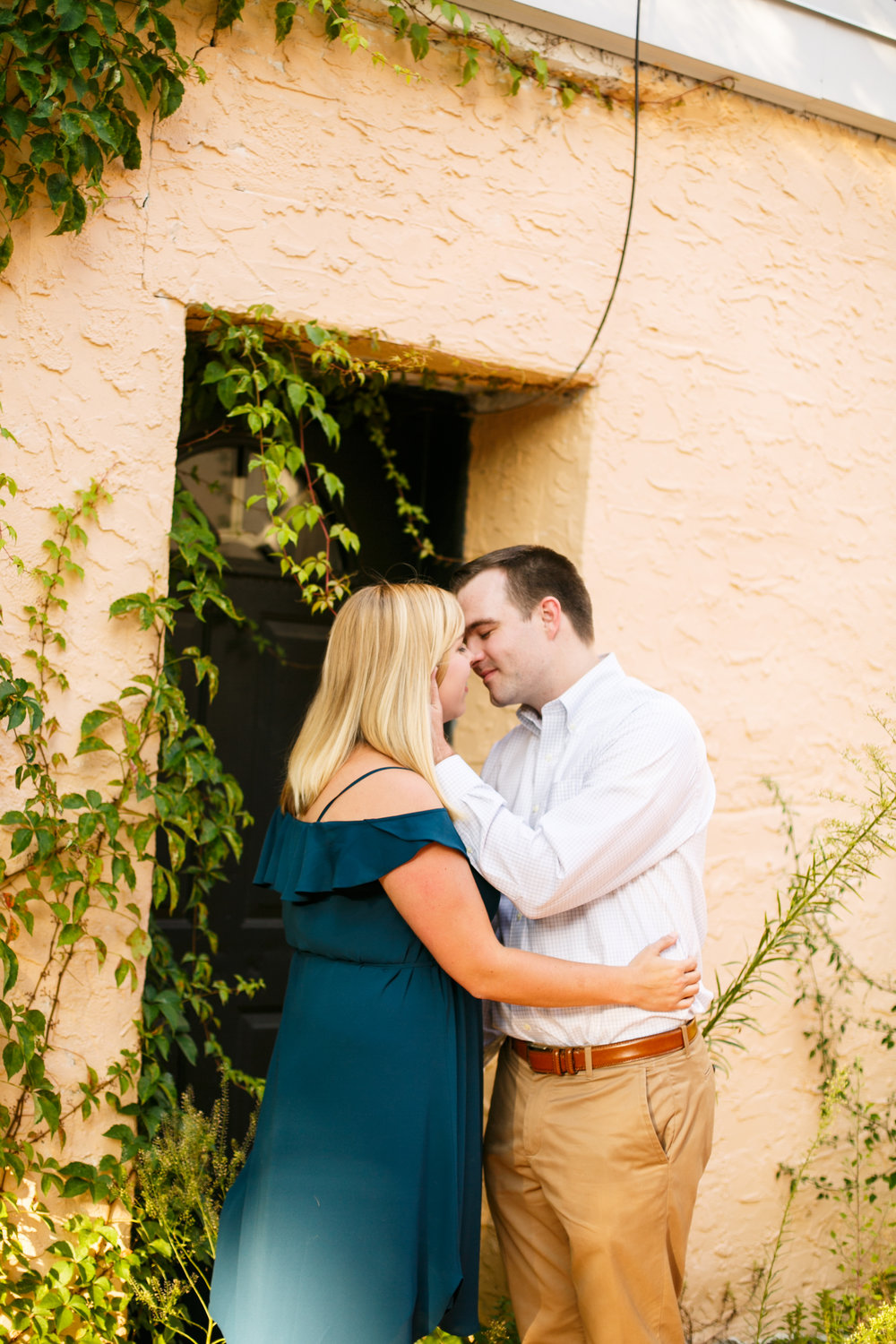 Manayunk Philadelphia Canal Summer Engagement Session 36