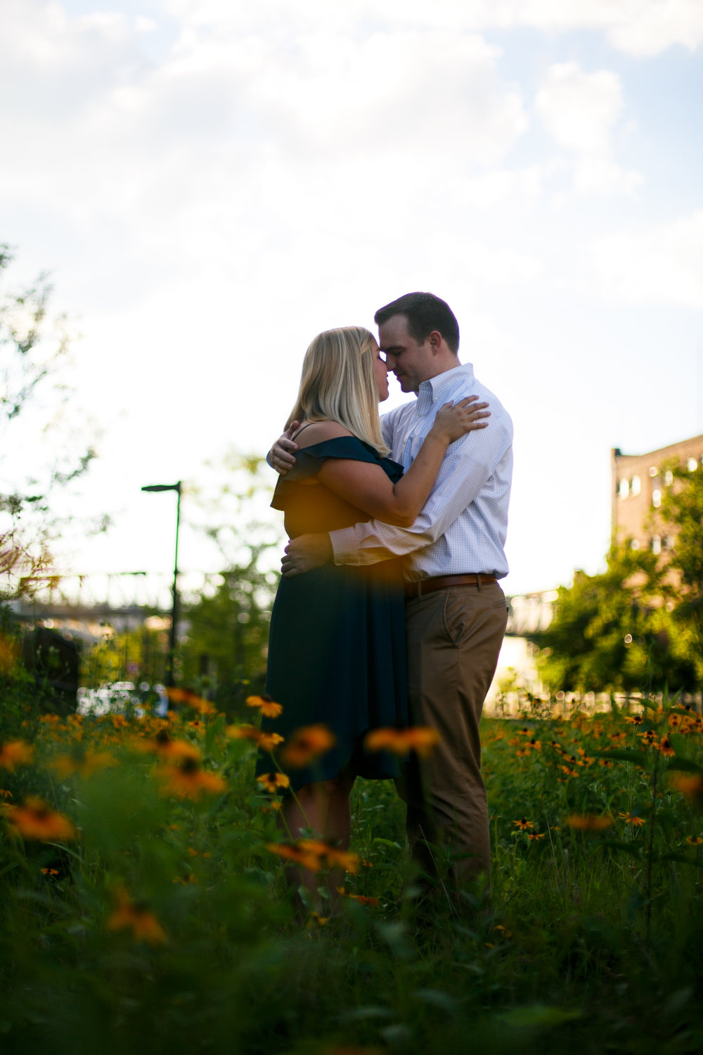 Manayunk Philadelphia Main Street Engagement Session 11