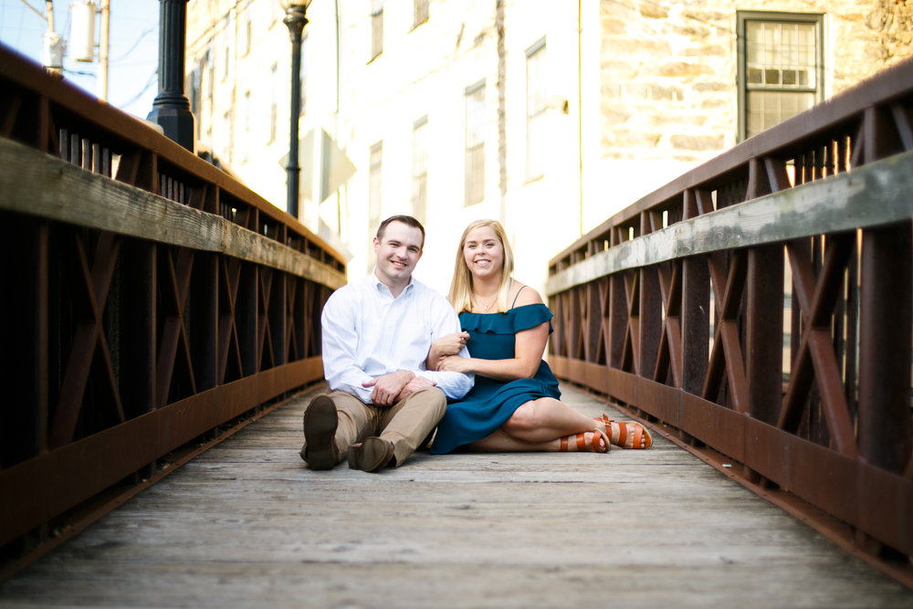 Manayunk Philadelphia Main Street Engagement Session 12