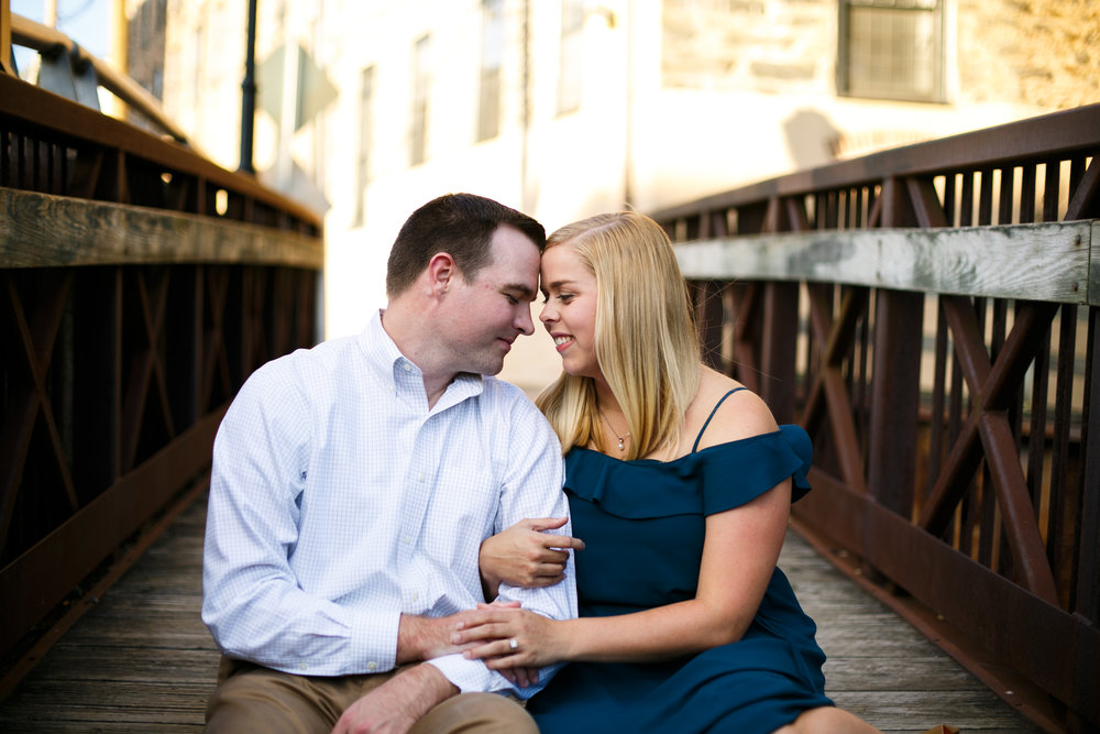 Manayunk Philadelphia Main Street Engagement Session 13