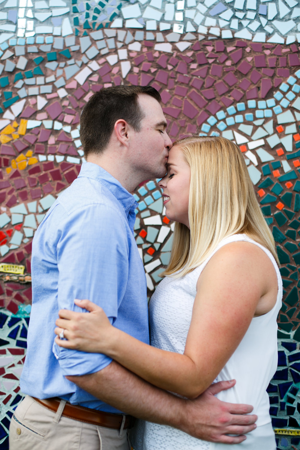 Manayunk Philadelphia Main Street Engagement Session 14