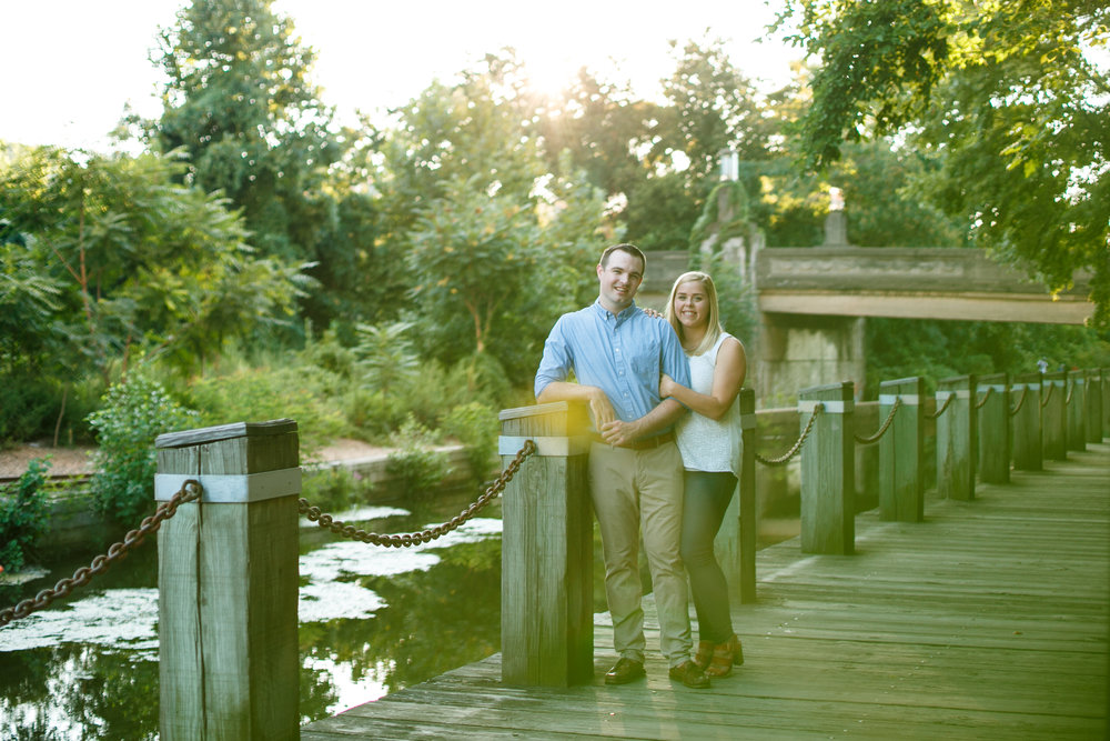 Manayunk Philadelphia Canal Summer Engagement Session 29