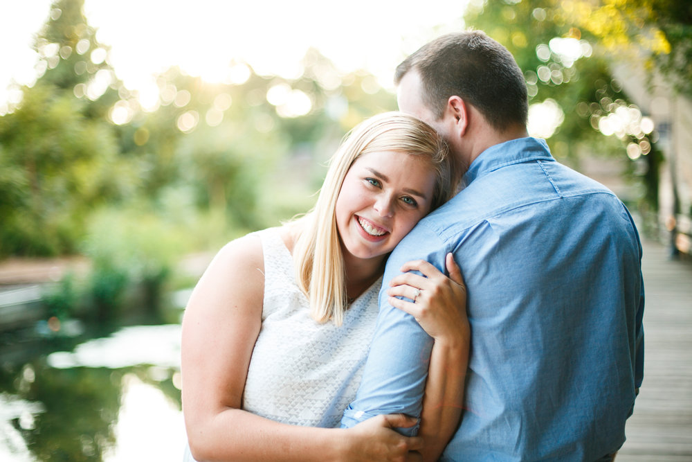Manayunk Philadelphia Canal Summer Engagement Session 25