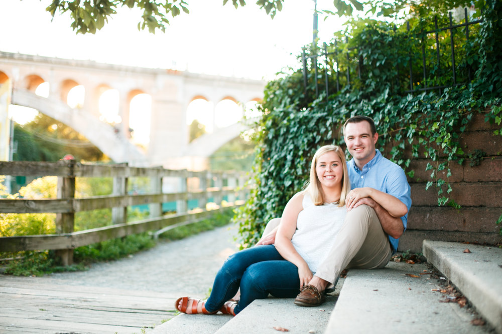 Manayunk Philadelphia Main Street Engagement Session 19