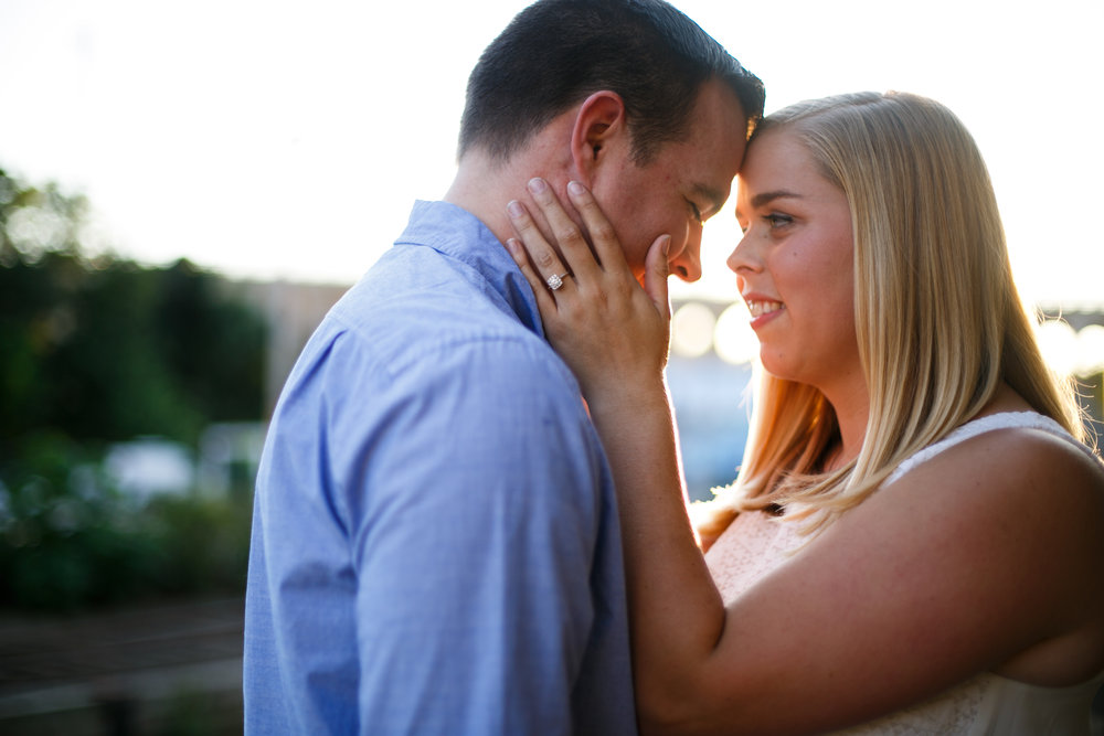 Manayunk Philadelphia Canal Summer Engagement Session 20
