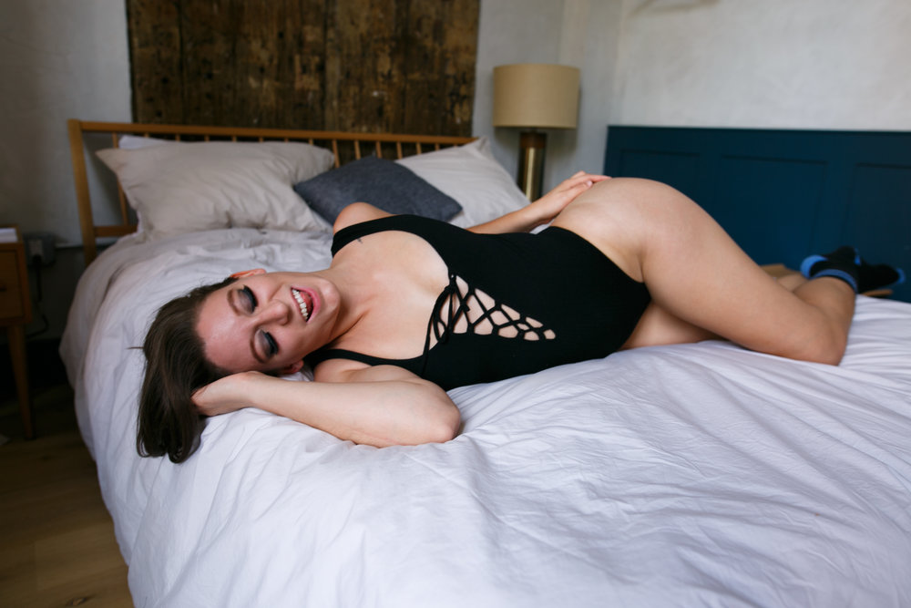 Affordable Philadelphia Boudoir Photographer