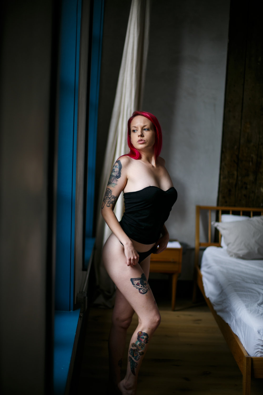 Queer Boudoir Photographer Philadelphia 13