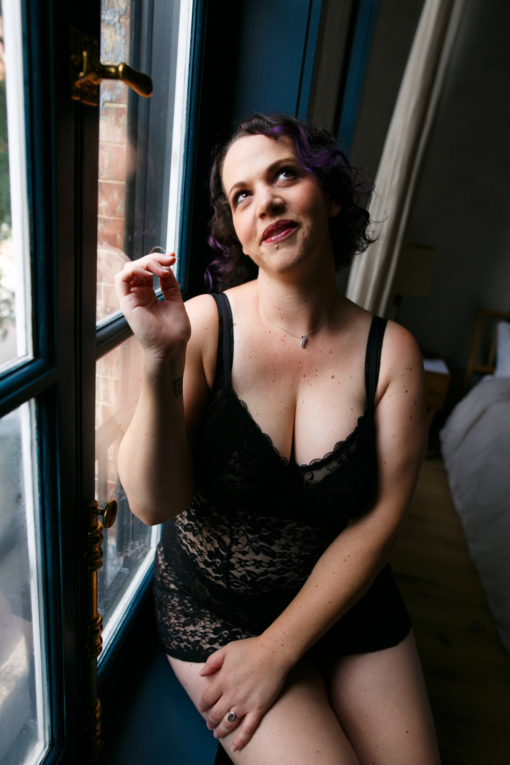 Philadelphia Body Positive Boudoir Photographers 9