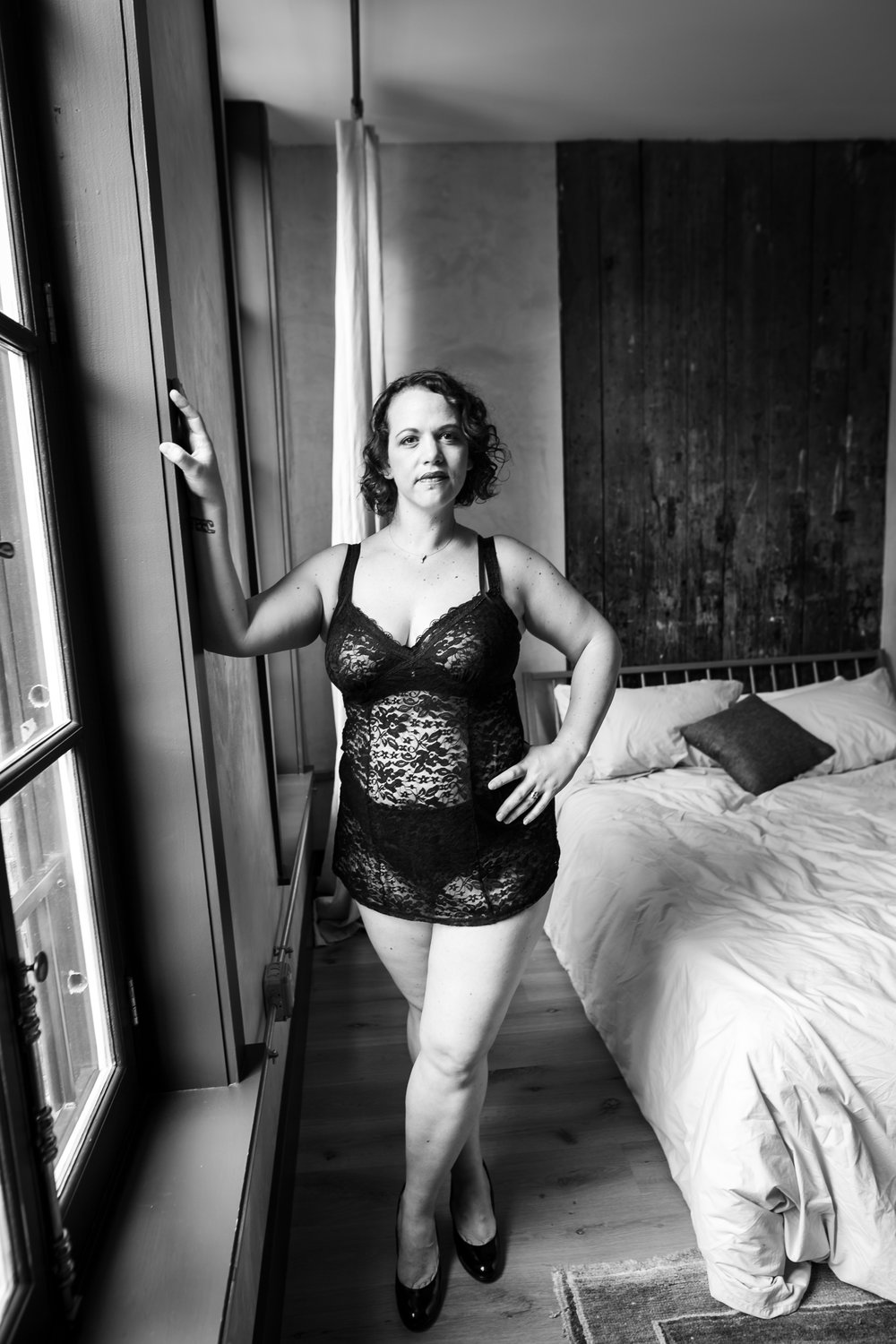 Body Positive Boudoir Photographer Philadelphia PA 4