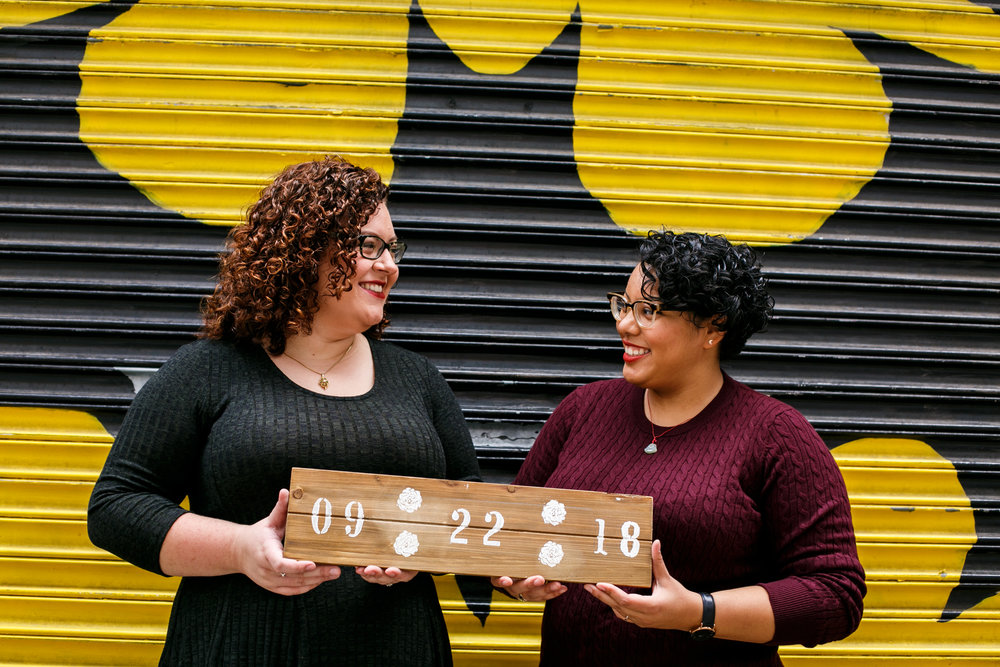 South Street Philadelphia LGBT Engagement Session 9