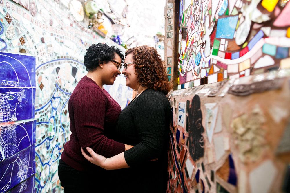 South Street Philadelphia LGBT Engagement Session 22