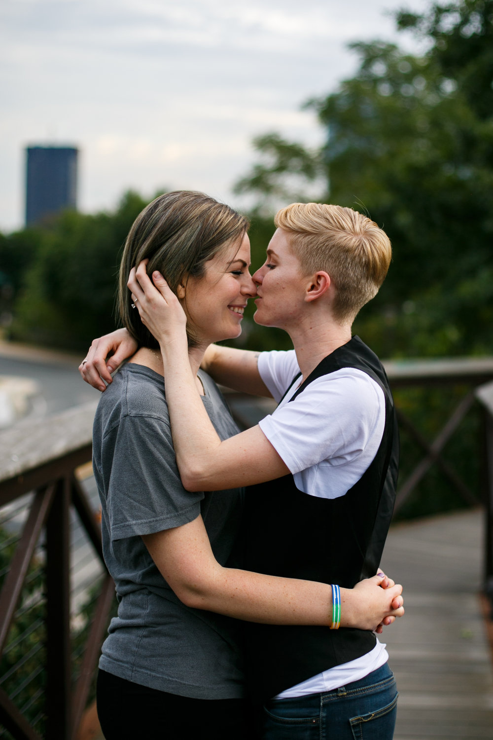Philadelphia Queer Engagement Session by Lesbian Photographer Amanda Swiger 21