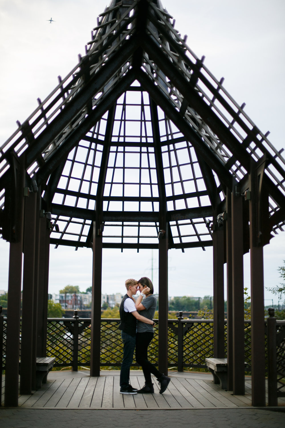 Philadelphia Queer Engagement Session by Lesbian Photographer Amanda Swiger 19