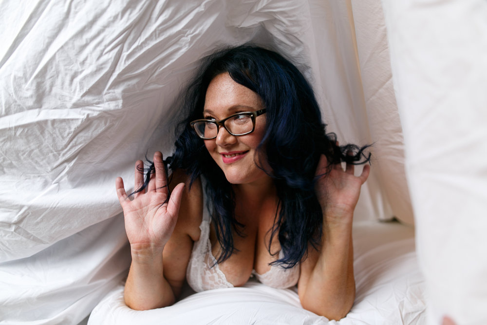 Philly Plus Size Boudoir Session 10