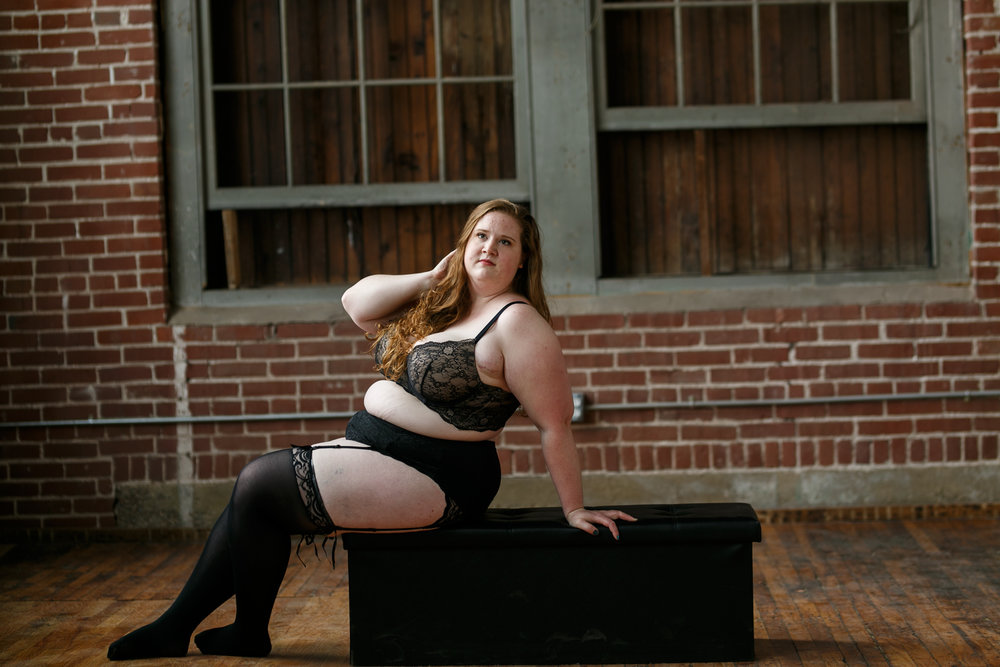 Philadelphia Body Positive Boudoir Photographers 10