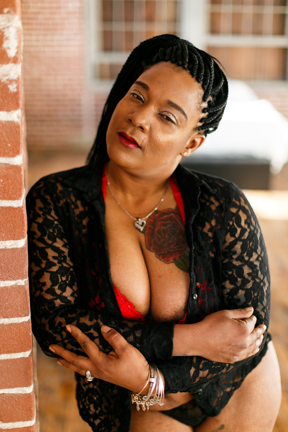 Plus Size Boudoir Photographer Philly 6