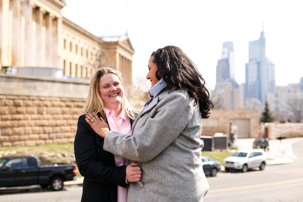 Layla and Meg Philadelphia LGBTQ Engagement Shoot-48.jpg