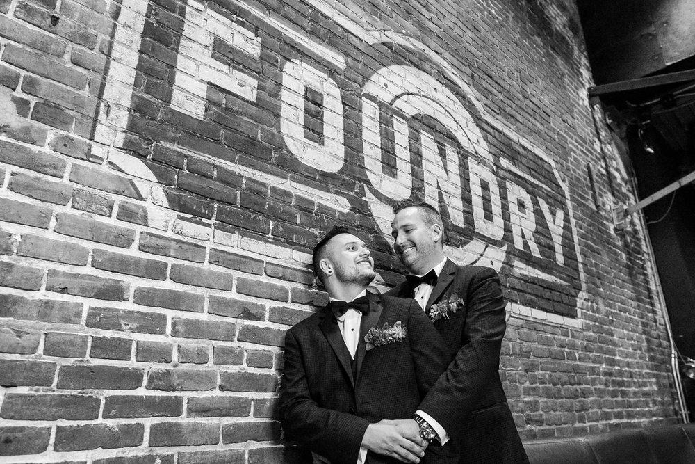 Philadelphia Foundry Gay Wedding