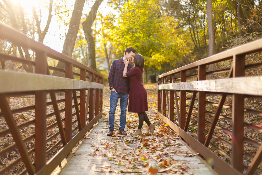 Cherry Hill New Jersey Engagement Session