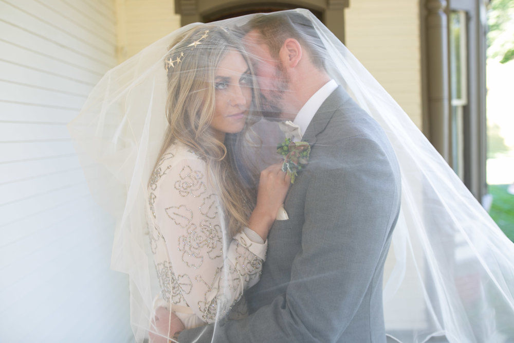 Why we love wedding veils