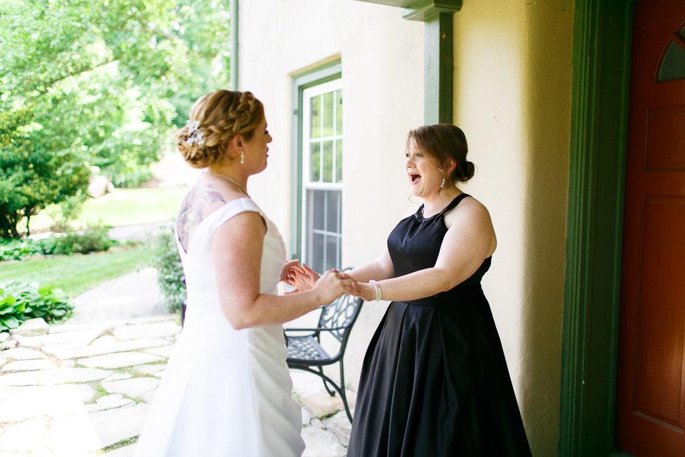 Philadelphia LGBTQ Wedding at The Sage Farmhouse 12