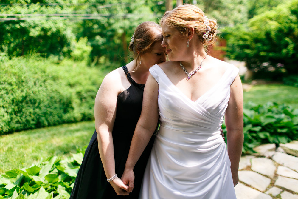 Philadelphia LGBTQ Wedding at The Sage Farmhouse 16