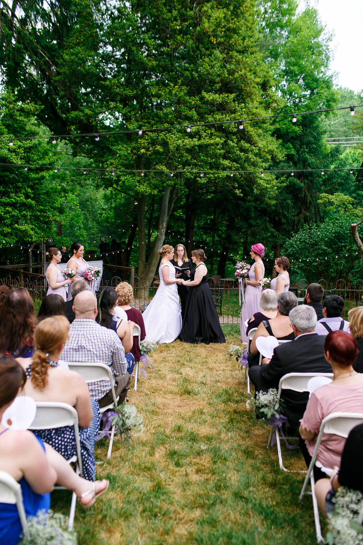 Philadelphia LGBTQ Wedding at The Sage Farmhouse 19