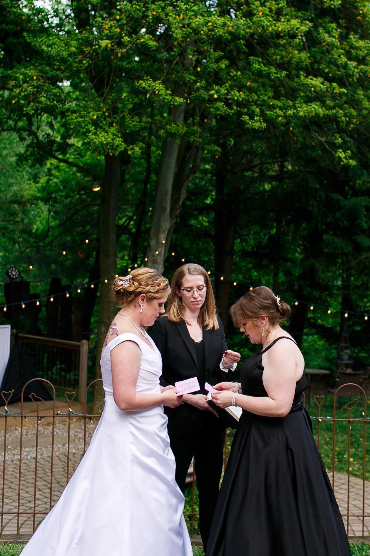 Philadelphia LGBTQ Wedding at The Sage Farmhouse 20