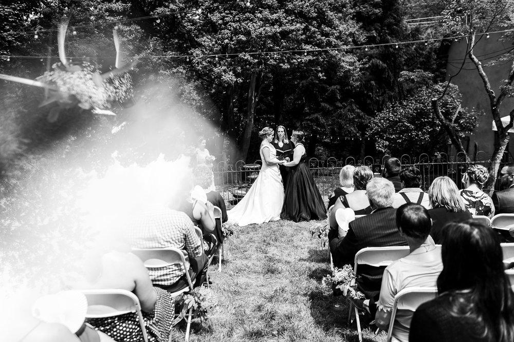 Philadelphia LGBTQ Wedding at The Sage Farmhouse 23