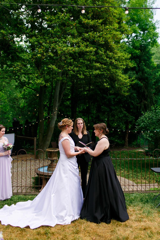Philadelphia LGBTQ Wedding at The Sage Farmhouse 24