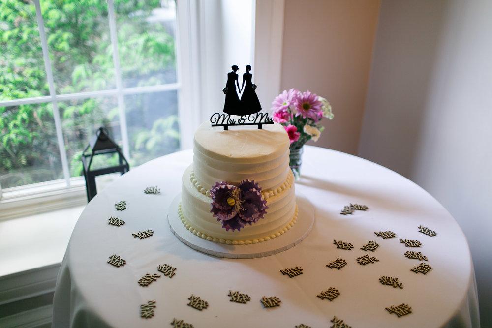 Philadelphia LGBTQ Wedding at The Sage Farmhouse 29
