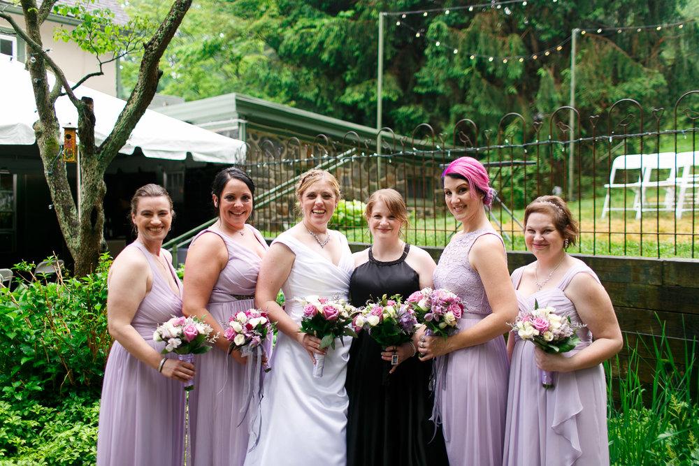 Philadelphia LGBTQ Wedding at The Sage Farmhouse 31