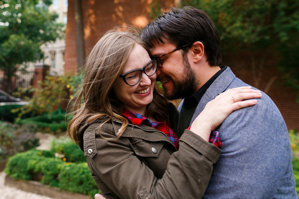 Old City Philadelphia Fall Engagement Session by Swiger Photography Ala and Roy5.jpg
