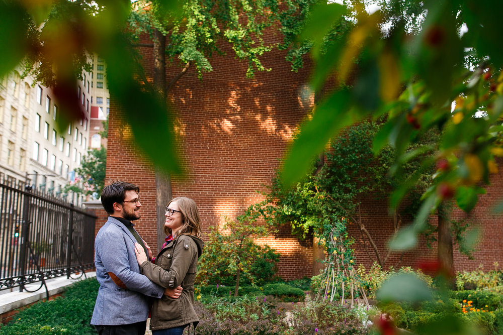Old City Philadelphia Fall Engagement Session by Swiger Photography Ala and Roy9.jpg