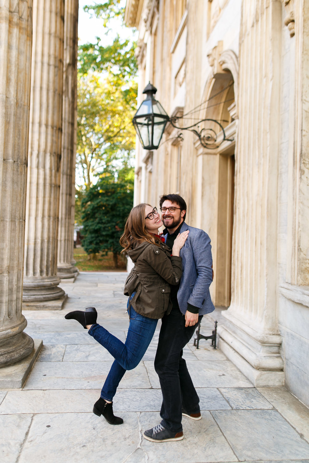 Old City Philadelphia Fall Engagement Session by Swiger Photography Ala and Roy19.jpg