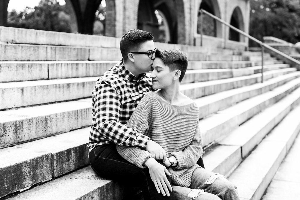 FDR Park South Philly LGBTQ Engagement Session17.jpg