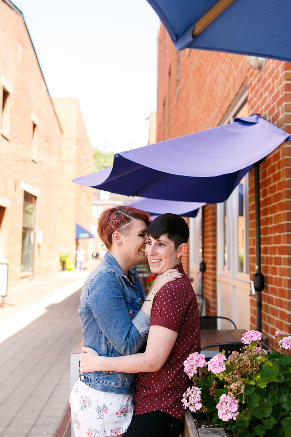 LGBTQ Baltimore Engagement Session with lesbian photographer Swiger Photography10.jpg