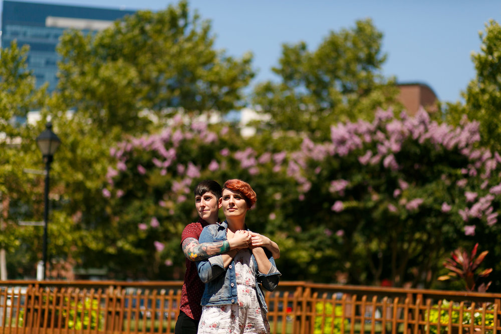 LGBTQ Baltimore Engagement Session with lesbian photographer Swiger Photography17.jpg