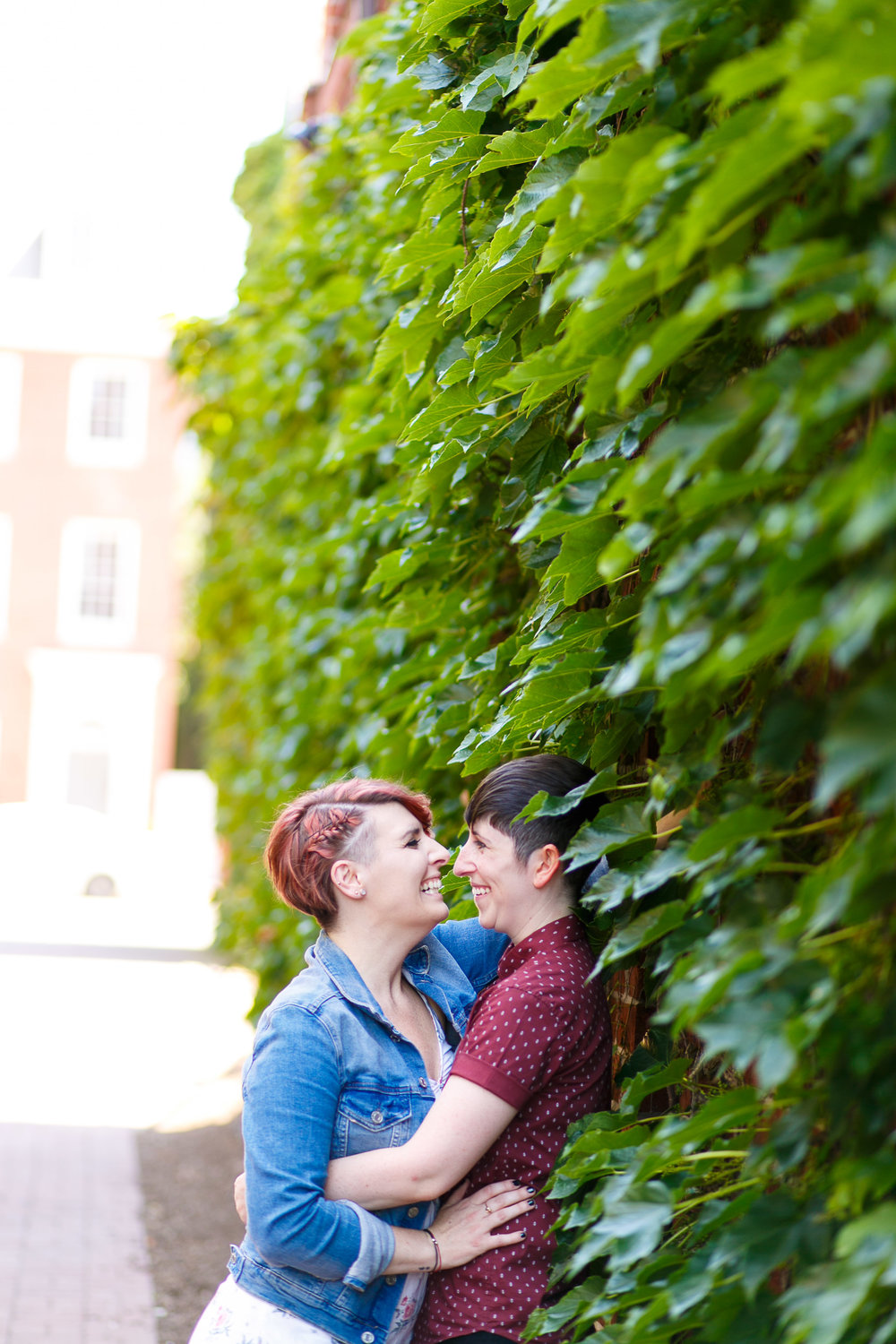LGBTQ Baltimore Engagement Session with lesbian photographer Swiger Photography32.jpg