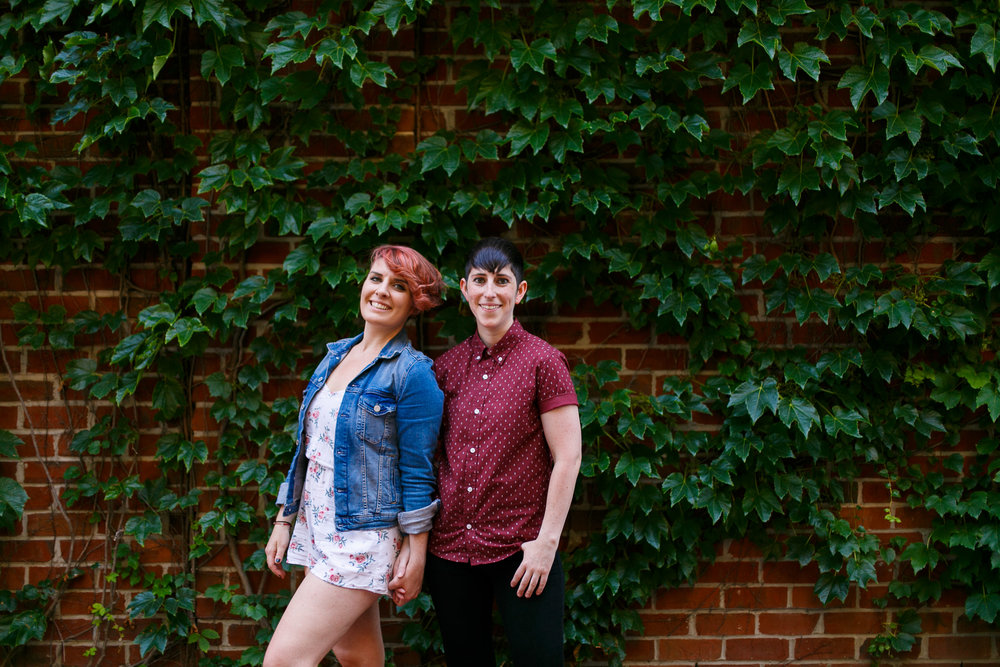 LGBTQ Baltimore Engagement Session with lesbian photographer Swiger Photography34.jpg