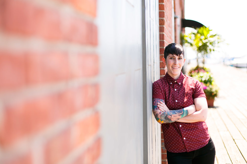 LGBTQ Baltimore Engagement Session with lesbian photographer Swiger Photography36.jpg