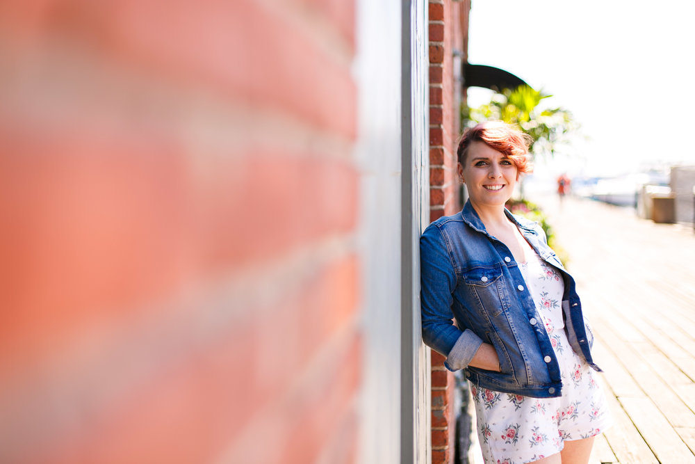 LGBTQ Baltimore Engagement Session with lesbian photographer Swiger Photography39.jpg