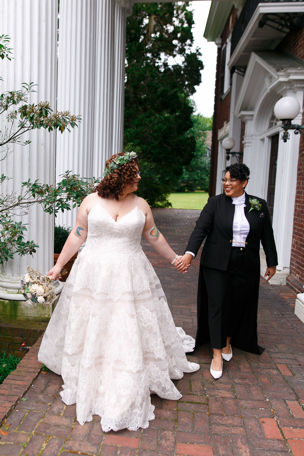 Alissa and Kim Material Culture LGBTQ Wedding-75.jpg