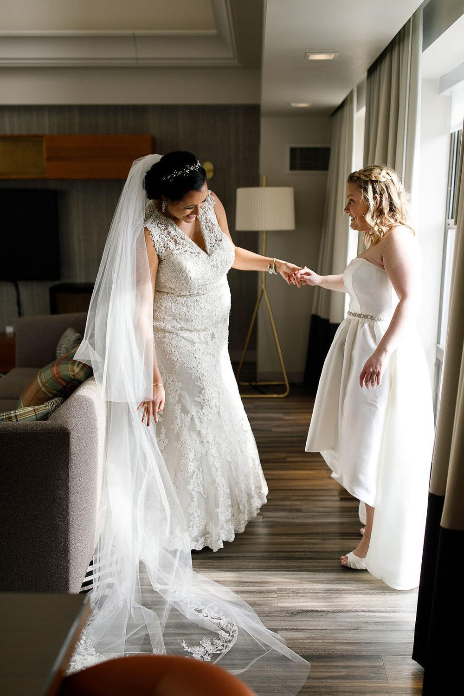 Old City Philly Renaissance Hotel Lesbian Winter Wedding29.jpg
