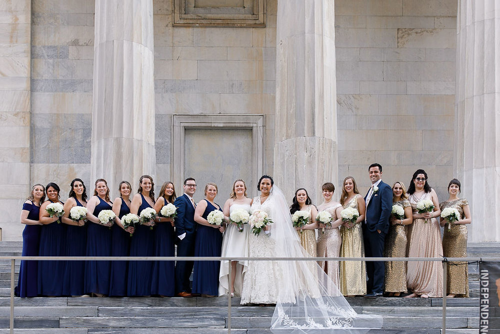 Old City Philly Renaissance Hotel Lesbian Winter Wedding31.jpg
