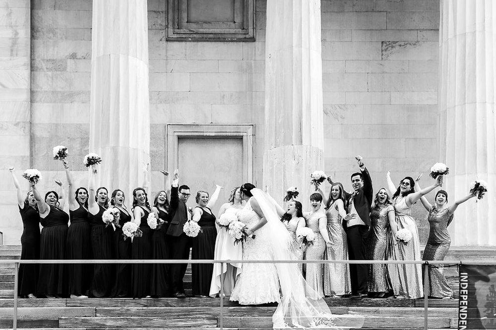 Old City Philly Renaissance Hotel Lesbian Winter Wedding33.jpg