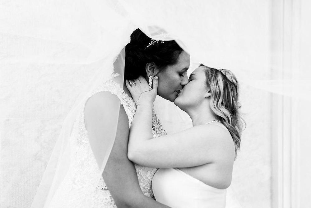 Old City Philly Renaissance Hotel Lesbian Winter Wedding46.jpg