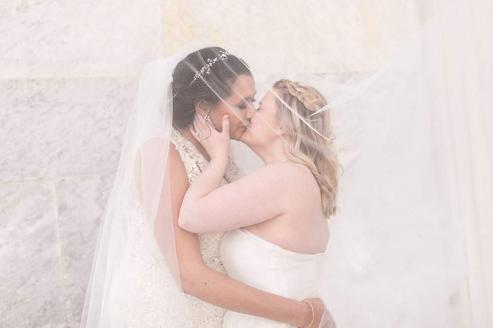 Old City Philly Renaissance Hotel Lesbian Winter Wedding48.jpg