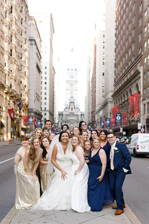 Old City Philly Renaissance Hotel Lesbian Winter Wedding62.jpg