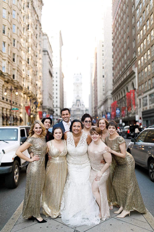 Old City Philly Renaissance Hotel Lesbian Winter Wedding66.jpg